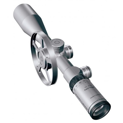 Schmidt & Bender 12.5-50x56 Field Target 30mm Riflescope