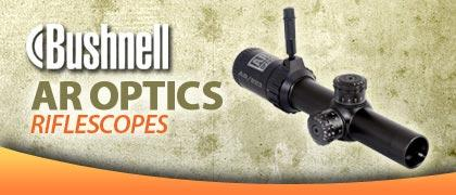 Bushnell AR Optics Rifle Scopes