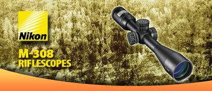 Nikon M-308 Riflescopes