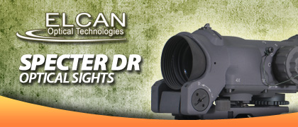 Elcan SpecterDR Optical Sights