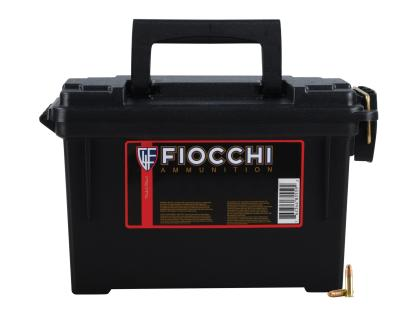 Fiocchi SD Ammunition .22LR 40gr PLRN Plano Can of 1575