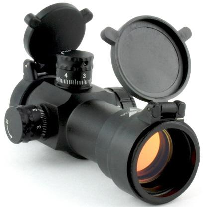 IOR 1x Edge Tactical 30mm Red Dot Sight