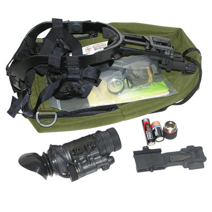 AEO Multi-Use Mini Monocular NVG (MUM2)
