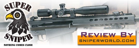 Super Sniper Review by Sniper World