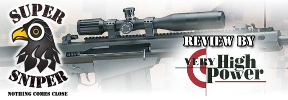 Super Sniper Review by Very High Power Magazine