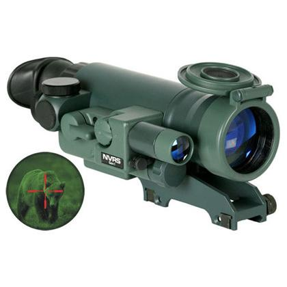 Yukon 1.5x42 Mini Varmint Hunter Night Vision Rifle Scope