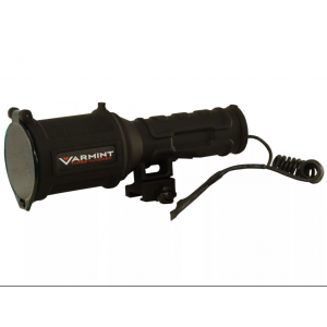 Primos 62370 200 Yard Varmint Hunting Light 200 Lumens CR123 (2) Blk