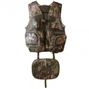 Primos 65713 Gobbler Hunting Vest Medium/X-Large Realtree Xtra Green
