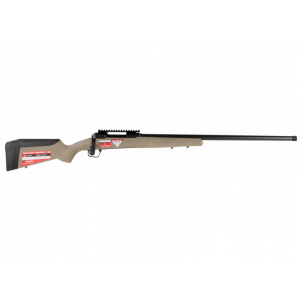 Savage 57008 10|110 Tactical Desert Bolt 6.5 Creedmoor 24 10+1 AccuFit FDE Stk Black in.