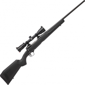 Savage 57011 10|110 Engage Hunter XP Bolt 6.5 Creedmoor 22 4+1 Synthetic Black Stk Black with Scope in.