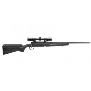 Savage 57256 Axis XP with Scope Bolt 223 Remington 22 4+1 Synthetic Black Stk Blued in.