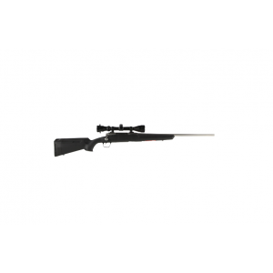 Savage 57286 Axis XP with Scope Bolt 223 Remington 22 4+1 Synthetic Black Stk Stainless Steel in.