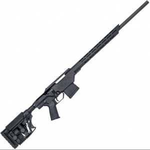 Mossberg 27962 MVP Precision Bolt 6.5 Creedmoor 24 10+1 Luth-AR MBA-3|Aluminum Chassis Black Stk Blued in.