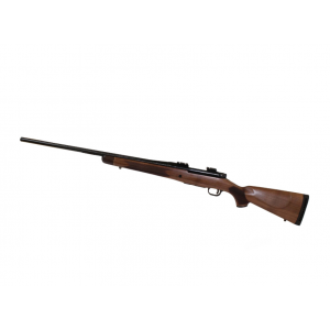 Mossberg 27984 Patriot Revere Bolt 6.5 Creedmoor 24 4+1 Walnut Stk Blued in.