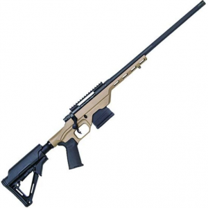 Mossberg 28018 MVP LC Bolt 6.5 Creedmoor 20 10+1 Magpul CTR|Aluminum Chassis Flat Dark Earth Stk Blued in.