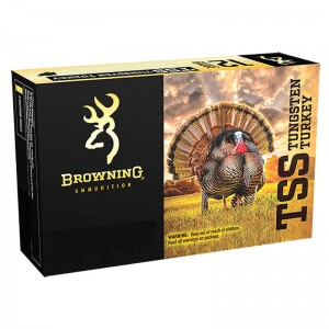 Browning Ammo B193922037 TSS Tungsten 20 Gauge 3in. 1 1/2 oz 7 Shot 5 Bx/ 10 Cs