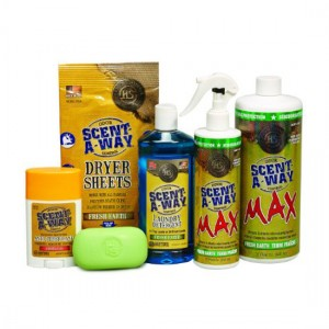 Hsp Scent A Way Maxx Fresh Earth 10pc Kit