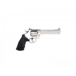 Smith & Wesson 12462 610 Revolver Single/Double 10mm Auto 6.50in. 6 Round Black Synthetic Grip Stainless Steel