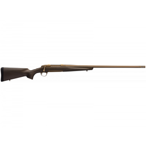 Browning 035443282 X-Bolt Pro Long Range Bolt 6.5 Creedmoor 26 Heavy Fluted 3+1 Carbon Fiber Burnt Bronze Cerakote Stk Burnt Bronze Cerakote in.