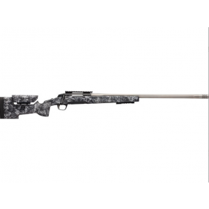Browning 035451282 X-Bolt Target Bolt 6.5 Creedmoor 26 3+1 McMillan A3-5 Urban Carbon Ambush Camo w|Adjustable Comb Stk Stainless Steel Barrel|Blued Receiver in.