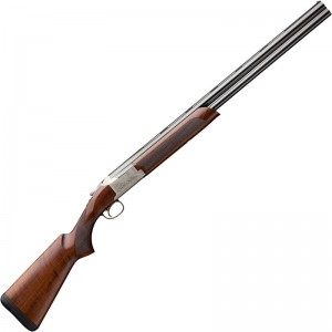 Browning 0181653005 Citori 725 Field 12 Gauge 26in. 2 3in. Silver Nitride Gloss Oil Walnut Right Hand