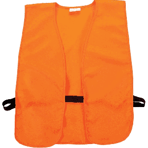 Allen 15753 Hunting Vest Orange Big Man Acrylic