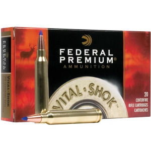Federal P300WP Premium 300 Win Mag 180 GR Barnes Triple-Shock X Bullet (TSX) 20 Bx/ 10 Cs
