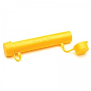 CVA AC1617 Magnum Speed Loader .45 Cal Plastic Yellow