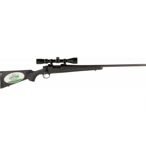 Remington Firearms 85447 700 ADL with Scope Bolt 6.5 Creedmoor 24 4+1 Synthetic Black Stk Blued in.