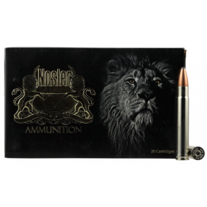 Nosler 40616 Safari 416 Remington Magnum Nosler Partition 400 GR 20Box|10Case
