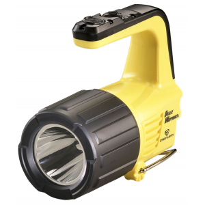 Streamlight 44955 Dualie Waypoint Spotlight 750 Lumens C Alkaline (4) Black/Yellow