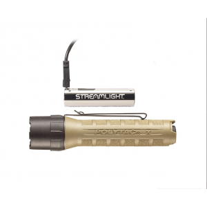 Streamlight 88612 PolyTac USB 600 Lumens Rechargeable Lithium Coyote