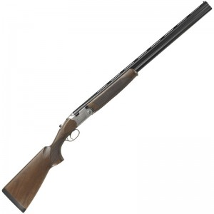 Beretta USA J686FM0 686 Silver Pigeon I 28 Gauge 30in. 2 2.75in. Nickel Fixed Checkered Stock Oil Walnut Right Hand