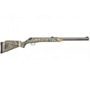 T/C Arms 12282 Impact SB Single Shot 50 Black Powder 26 Adjustable Fiber Optic Synthetic Realtree Edge Stk in.