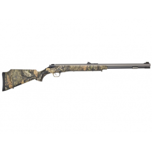 T/C Arms 12286 Impact SB Single Shot 50 Black Powder 26 Adjustable Fiber Optic Mossy Oak Break-Up Country Synthetic Stk in.