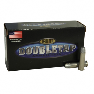 DoubleTap Ammunition 357M180HC DT  Hunter 357 Magnum 180 GR Hard Cast 20 Bx| 50 Cs