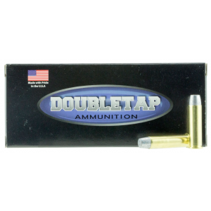 DoubleTap Ammunition 357M200HC DT Hunter 357 Magnum 200 GR Hard Cast 20 Bx| 50 Cs