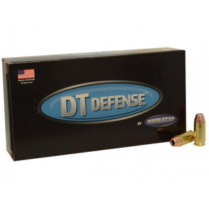 DoubleTap Ammunition 357M158CE DT Defense 357 Magnum 158 GR Jacketed Hollow Point 20 Bx| 50 Cs