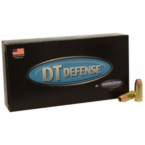 DoubleTap Ammunition 40180CE DT Defense 40 S&W 180 GR Jacketed Hollow Point 20 Bx| 50 Cs