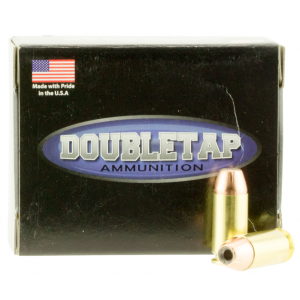 DoubleTap Ammunition 40200CE DT Hunter 40 Smith & Wesson (S&W) 200 GR Jacketed Hollow Point 20 Bx| 50 Cs