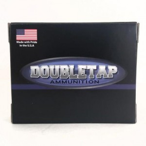 DoubleTap Ammunition Bonded Defense, 45 ACP, 185Gr, Jacketed Hollow Point, 20 Round Box 45A185BD
