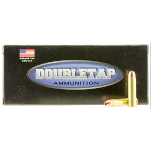DoubleTap Ammunition 327F75X DT Tactical 327 Federal Magnum 75 GR Barnes TAC-XP 20 Bx| 50 Cs