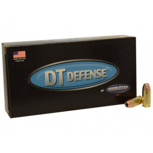 DoubleTap Ammunition 357S125BD DT Defense 357 Sig 125 GR Jacketed Hollow Point 20 Bx| 50 Cs