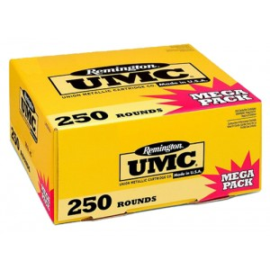 Remington UMC Handgun 380 ACP 250rd Ammo
