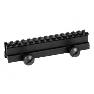 Weaver Single Rail Flat Top Mount