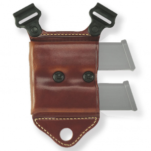 Galco HCL24 HCL Magazine Carrier Ruger P85 Steerhide Tan