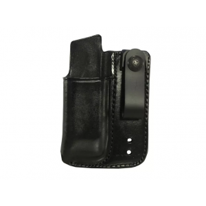 Galco IWBMC26B IWB Magazine Carrier S&W M&P Shield 2.0 45 w/Integrated Laser Steerhide Black
