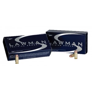 Speer Lawman 40 Smith & Wesson 50rd Ammo