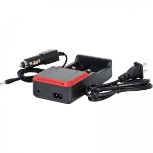 PRED 97455 DUAL CELL 26-650 CHARGER SET