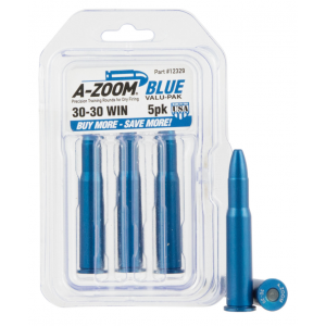 A-Zoom Blue Rifle Training Snap Caps